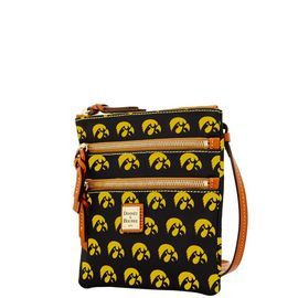 Iowa Triple Zip Crossbody