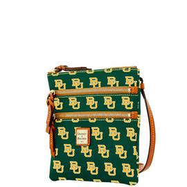 Baylor Triple Zip Crossbody
