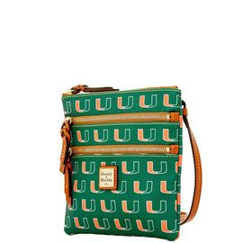 f67e9517329 Miami Hurricanes | Shop Collegiate Bags & Accessories | Dooney & Bourke
