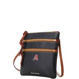 Diamondbacks N S Triple Zip Crossbody