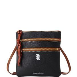 Padres N S Triple Zip Crossbody