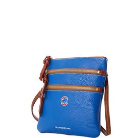 Cubs N S Triple Zip Crossbody