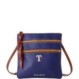 Rangers N S Triple Zip Crossbody