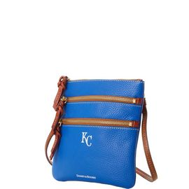 Royals N S Triple Zip Crossbody