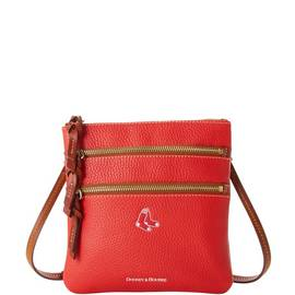 Red Sox N S Triple Zip Crossbody