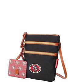 49ers N S Triple Zip w ID holder