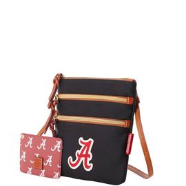 Alabama N S Triple Zip w ID Holder