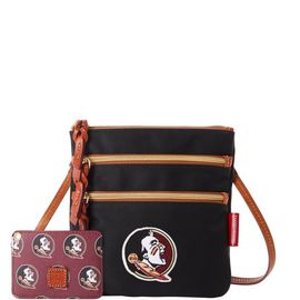 Fla State N S Triple Zip w ID Holder product
