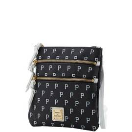 Pirates Triple Zip Crossbody