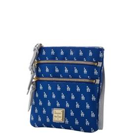 Dodgers Triple Zip Crossbody
