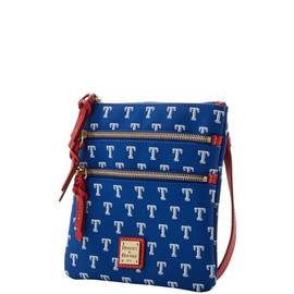 Rangers Triple Zip Crossbody