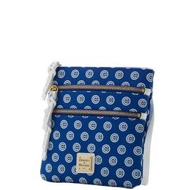 Cubs Triple Zip Crossbody
