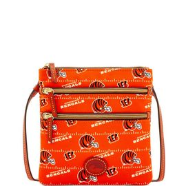 Bengals North South Triple Zip