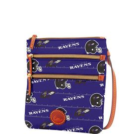 Ravens North South Triple Zip