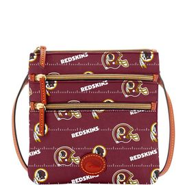 Redskins North South Triple Zip