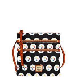 Steelers Triple Zip Crossbody
