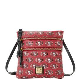 49ers North South Triple Zip
