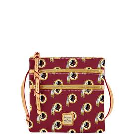 Redskins Triple Zip Crossbody