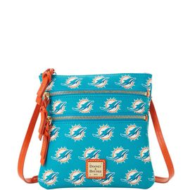 Dolphins North South Triple Zip