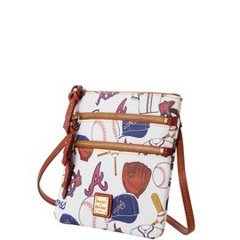 Braves N S Triple Zip Crossbody product Hover