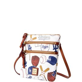 Dodgers N S Triple Zip Crossbody product Hover