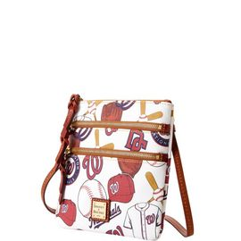 Nationals N S Triple Zip Crossbody product Hover