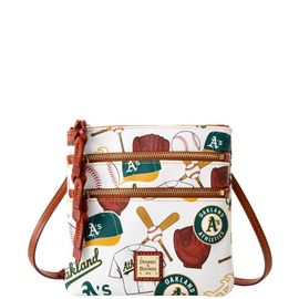 Athletics N S Triple Zip Crossbody product