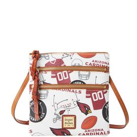 AZ Cardinals N S Triple Zip Crossbody product