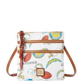 Chargers N S Triple Zip Crossbody product