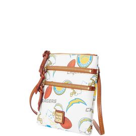 Chargers N S Triple Zip Crossbody product Hover