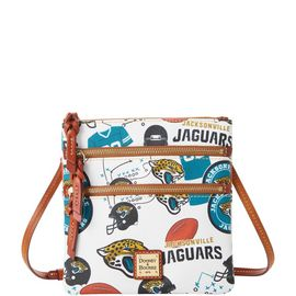 Jaguars N S Triple Zip Crossbody product