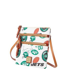 Jets N S Triple Zip Crossbody product Hover