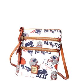 Patriots N S Triple Zip Crossbody product Hover