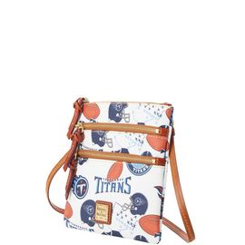 Titans N S Triple Zip Crossbody product Hover