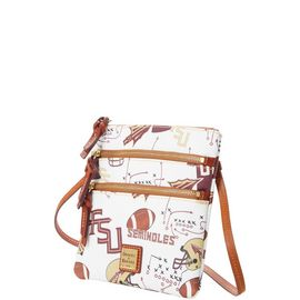 Fla State N S Triple Zip Crossbody product Hover