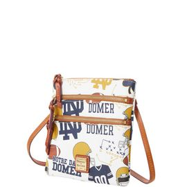 Notre Dame N S Triple Zip Crossbody product Hover