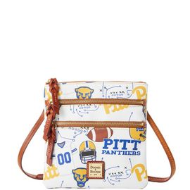 Pittsburgh N S Triple Zip Crossbody product