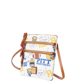 Pittsburgh N S Triple Zip Crossbody product Hover
