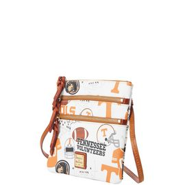 Tennessee N S Triple Zip Crossbody product Hover