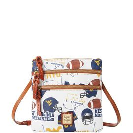West Virginia N S Triple Zip Crossbody product