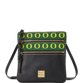 Oregon Triple Zip Crossbody