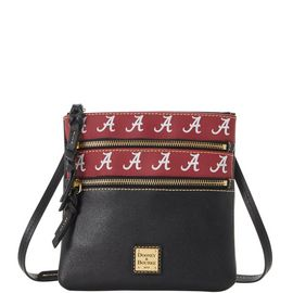 Alabama Triple Zip Crossbody