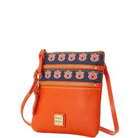 Auburn Triple Zip Crossbody
