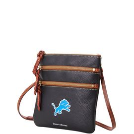 Lions Triple Zip Crossbody product Hover