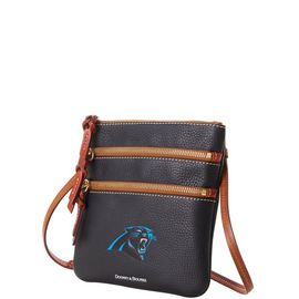 Panthers Triple Zip Crossbody product Hover