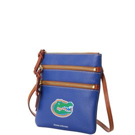 Florida Triple Zip Crossbody product Hover