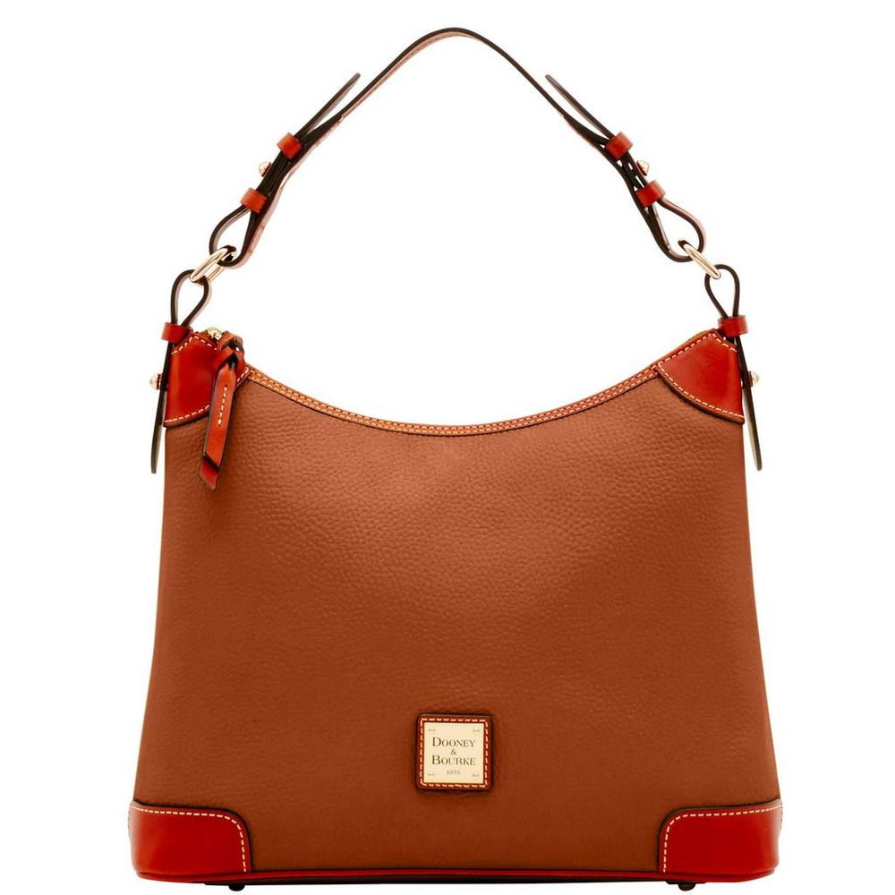 a88be36ac Dooney & Bourke Pebble Grain Hobo