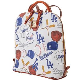 Dodgers Zip Pod Backpack product Hover