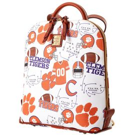 Clemson Zip Pod Backpack product Hover