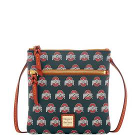 Ohio State Double Zip Crossbody